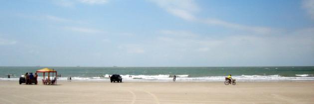 Diário de Bordo: Praia Araçagy