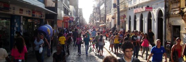 Diário de Bordo: Rua Grande e Pizza One