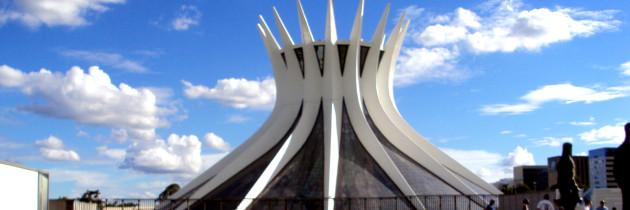Diário de Bordo: Park Shopping e Catedral de Brasília