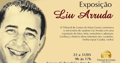 Exposição Liu Arruda
