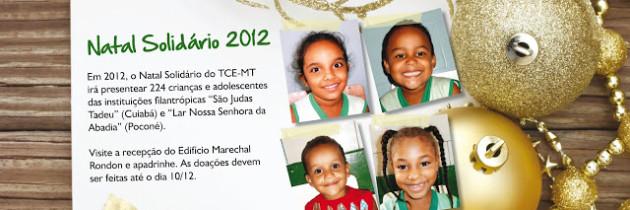 Natal Solidário 2012