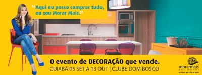 """Morar Mais por Menos em Cuiabá traz o tema """"Ousadia e Sofisticação"""""""
