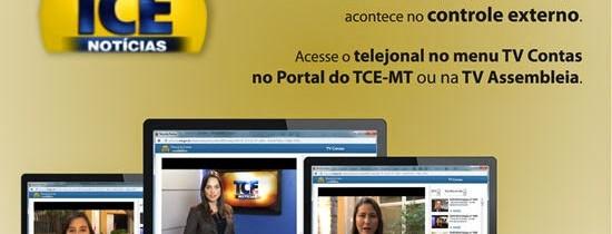 "Peça: ""Telejornal"""