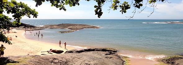 Diário de Bordo: Praias de Guarapari