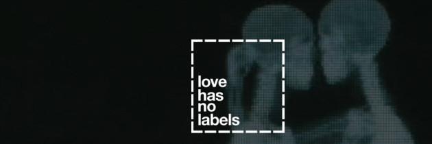 O amor sem rótulos