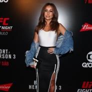 Percepção do dia: Sabrina Sato no UFC