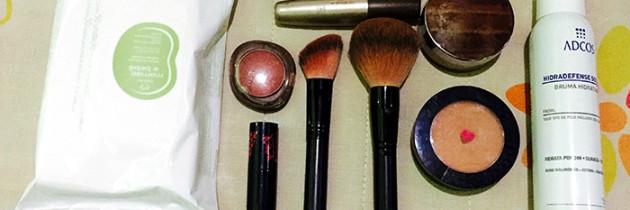 Maquiagem, minha rotina