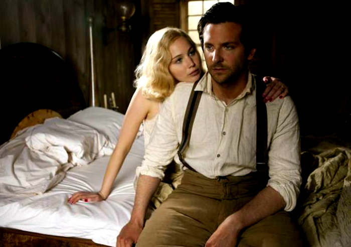 clairestbearestreviews_filmreview_serena_jlaw_bcoop_bed