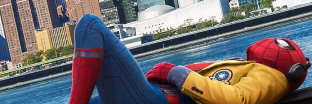 """Filme da Semana: Homem Aranha """"De volta ao Lar"""""""