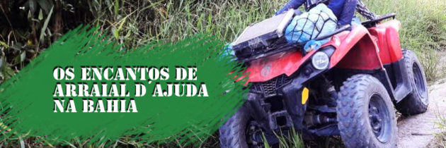 Vídeo: Os Encantos de Arraial D´Ajuda na Bahia