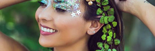 12 ideias, do babado, para arrasar no make de carnaval