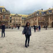 Vídeo: No Palácio de Versalles