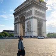 6 looks que eu usei em Paris